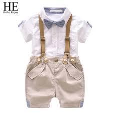 <b>HE Hello Enjoy Toddler</b> Boys Clothing 2019 Summer Kids Clothes ...