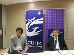 cuhk business school joins hands school of journalism and from left prof francis l f lee associate professor school of journalism