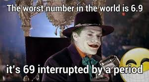 The worst number in the world – adult meme - Meme Collection via Relatably.com