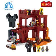 Shop now for Xmas. <b>Qunlong</b> Toys MY WORLD Minecrafted <b>City</b> ...