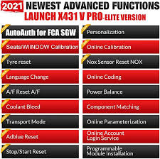 LAUNCH X431 V PRO 4.0 (2021 Upgrade Ver.) Bi ... - Amazon.com