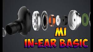 <b>Mi</b> In-Ear <b>Headphones Basic</b> - Хорошие бюджетные наушники ...