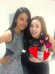 Image result for dara lee hyori fan