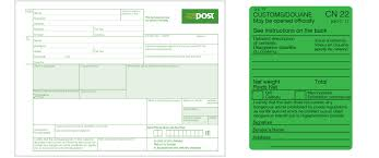 Your guide to customs charges and forms | Personal | An ... - An Post