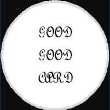 估估卡Good Good Card