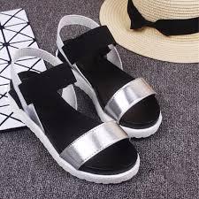 <b>Hot Sale Women</b> Sandals <b>Women</b> Summer Shoes <b>Peep</b> Toe Flat ...