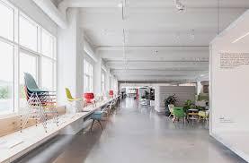 vitra workspace office furniture showroom pernilla ohrstedt jonathan olivares designboom building office furniture