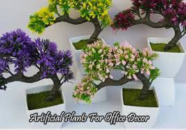 artificial office plants for office decor artificial plants for office decor