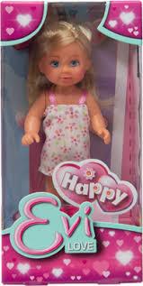 Игрушка <b>SIMBA Кукла Еви в</b> сарафане – купить в сети магазинов ...