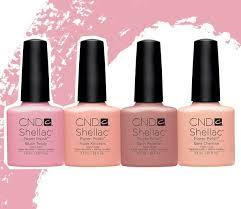 <b>Shellac Intimates</b> collection, <b>CND</b> | <b>Shellac</b>, <b>Shellac</b> nails, Blush color