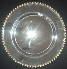 charger plates decorative: view full size decorativecrystalchargerplate view full size