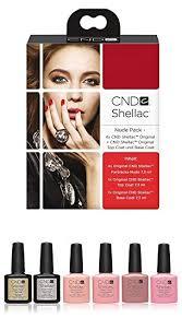 <b>CND Shellac</b> UV/LED Power Polish <b>Intimates</b> Collection/Top/Base ...