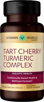 <b>Tart Cherry Turmeric</b> Complex | Vitamin World