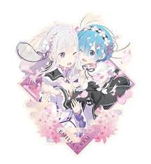 <b>Re</b>: <b>Life in a Different</b> World from Zero Travel Sticker (1) (Anime Toy ...