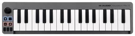 <b>MIDI</b>-<b>клавиатура M-Audio Keystation Mini</b> 32 — купить по ...