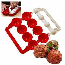 <b>1 pc Meatballs Mold</b> Maker Food-Grade Plastic Fish Balls Handmade
