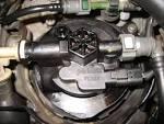Замена топливного фильтра на пежо 307