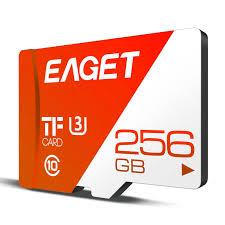 <b>EAGET T1 Memory Card</b> 32GB/64GB/128GB/256GB Class 10 TF ...