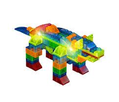 <b>Конструктор Crystaland Светящийся Животные</b> 6 в 1 (99 деталей ...