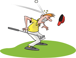 Image result for Golf injury