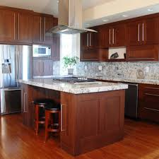 in style kitchen cabinets: shaker style kitchen cabinets cherry min