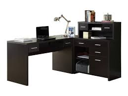 awesome monarch l shaped cool office desks home design decoration ideas awesome corner office desk