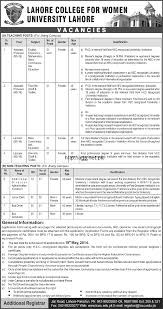 lecturers archives jhang jobs junior clerks job lahore college of women job professors assistant professors lecturers bus drivers registrar