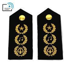 <b>High Quality Military</b> Rank Pilot Epaulettes Sale with Gold <b>Badge</b>