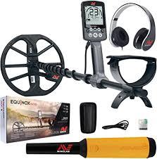 Minelab Equinox 600 Multi-IQ Metal Detector with Pro ... - Amazon.com