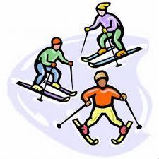 Výsledok vyhľadávania obrázkov pre dopyt lyžovanie kreslene
