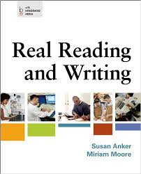 amazoncom real reading and writing paragraphs and essays  amazoncom real reading and writing paragraphs and essays  susan anker miriam moore books