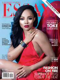 moments tokwe makinwa in the festive issue of eoa magazine essays of africa magazine 2016 2017 tokwe makinwa