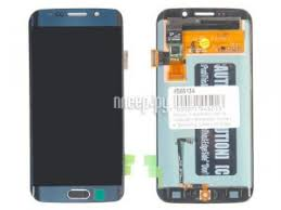 <b>Дисплей RocknParts</b> для <b>Samsung Galaxy</b> S6 Edge SM-<b>G925F</b> с ...
