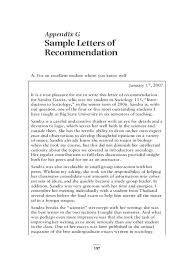 recommendation letter templates templates in pdf word sample letters of recommendation