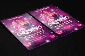 sexy christmas flyer template by klarensm on sexy christmas flyer template by klarensm