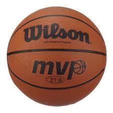 <b>Мяч баскетбольный Wilson MVP</b> traditional купить в Москве ...