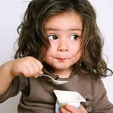 Resultado de imagen de niños con deglución atipica comiendo