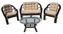Купить <b>комплекты плетеной мебели из</b> ротанга в интернет ...