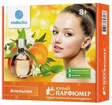 <b>Intellectico Юный парфюмер</b>. <b>Набор</b> мини Апельсин (717 ...