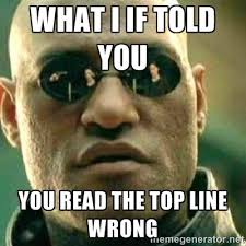 What If I Told You Meme | Meme Generator via Relatably.com
