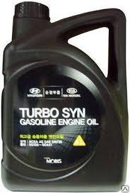 <b>Масло моторное Hyundai</b> / <b>KIA Turbo</b> Syn SAE 5W-30 (4 л) от ...