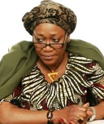 Farida Waziri Former EFCC Boss Warns Obansanjo to Respect his Age or she would Expose.