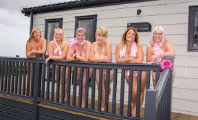 Flintshire '<b>caravan girls</b>' bare all for cheeky calendar shoot | The ...