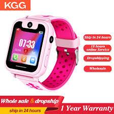 KGG S6 Kids <b>Smart watch</b> LBS Children's Watches <b>Baby</b> SOS Call ...
