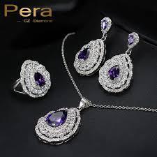 Pera <b>Classic</b> 925 Sterling Silver Indian Red Jewelry <b>Big Water Drop</b> ...
