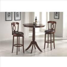 Buy Corsica <b>3 Piece</b> Brown Counter Height <b>Bar Set</b> - ChaLeShopC