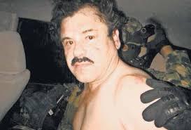 Joaquín Guzmán Loera, en los minutos inmediatos a su aprehensión. Drone estadunidense ayudó a ubicarlo (Especial). Rubén Mosso 24/02/2014 04:35 AM