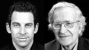 an exchange between sam harris and noam chomsky censored by sam choms1