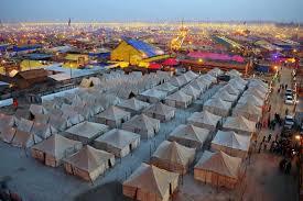 US Tent city