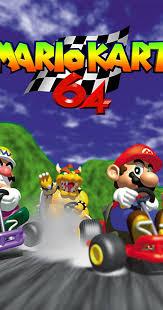 <b>Mario Kart 64</b> (Video Game 1996) - IMDb